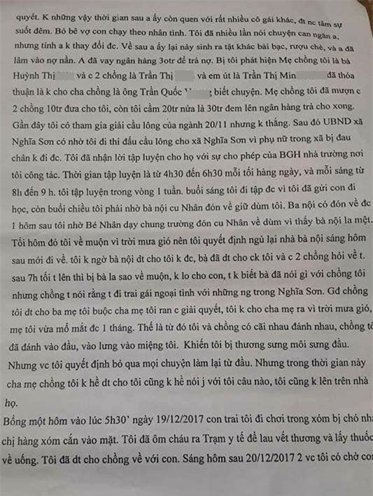 Người vợ nhảy sông tự tử, để lại bức thư tuyệt mệnh: Dù chết cũng không tha thứ cho nhà chồng