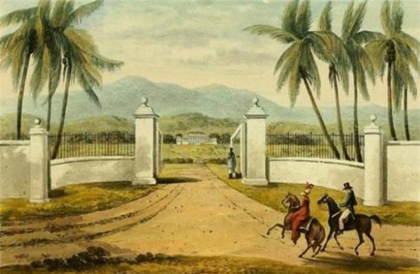 Câu chuyện nữ chủ nhân biệt thự nổi tiếng nhất Jamaica: Phóng đãng, hại chết 3 người chồng rồi nhận kết cục bi thảm - Ảnh 1.