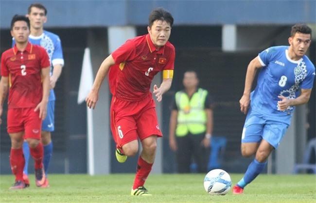 U23 Việt Nam,HLV Park Hang Seo,Xuân Trường,Công Phượng