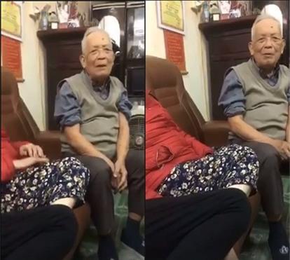 Ông ngoại 87 tuổi lên facebook khuyên cháu trai không mặc quần rách và để tóc dài - Ảnh 3.