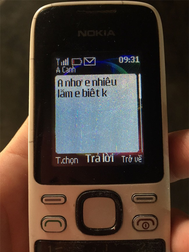 Loạt tin nhắn chồng U50 gửi vợ khiến giới trẻ chào thua vì quá lãng mạn - Ảnh 2.