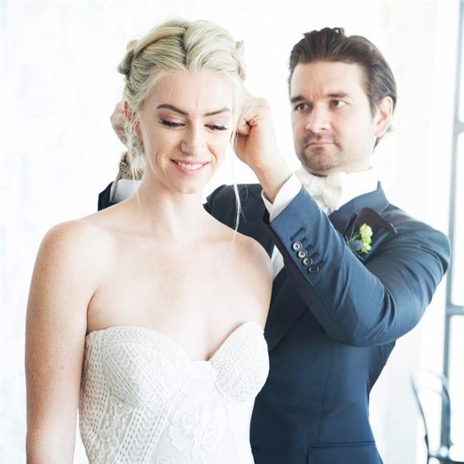 Chồng mỗi ngày dậy sớm làm tóc cho vợ, lý do thật sự của cặp đôi này làm cho ai cũng phải gật gù thán phục - Ảnh 8.