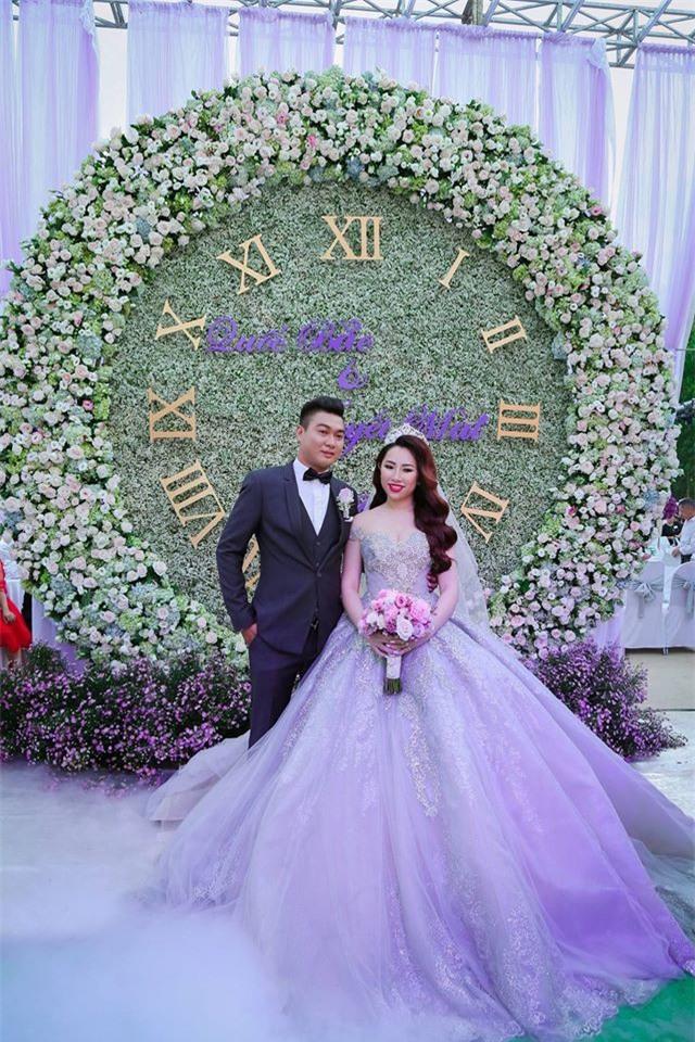 5 đám cưới nức tiếng vì độ xa hoa trong năm 2017: dựng rạp mấy ngàn mét vuông, trang trí 6-7 tỷ đồng - Ảnh 22.