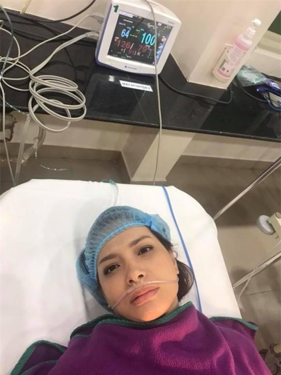 Thúy Hạnh, cựu người mẫu  Thúy Hạnh,  Thúy Hạnh cắt bỏ tử cung