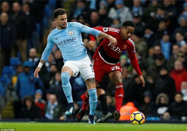 Sterling ghi bàn sau 39 giây, Man City lại hơn Man Utd 15 điểm - Ảnh 11.