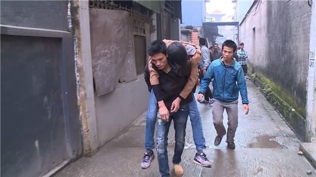 Nổ kinh hoàng ở Bắc Ninh lúc rạng sáng khiến 2 cháu bé tử vong, nhiều ngôi nhà bị san phẳng - Ảnh 5.