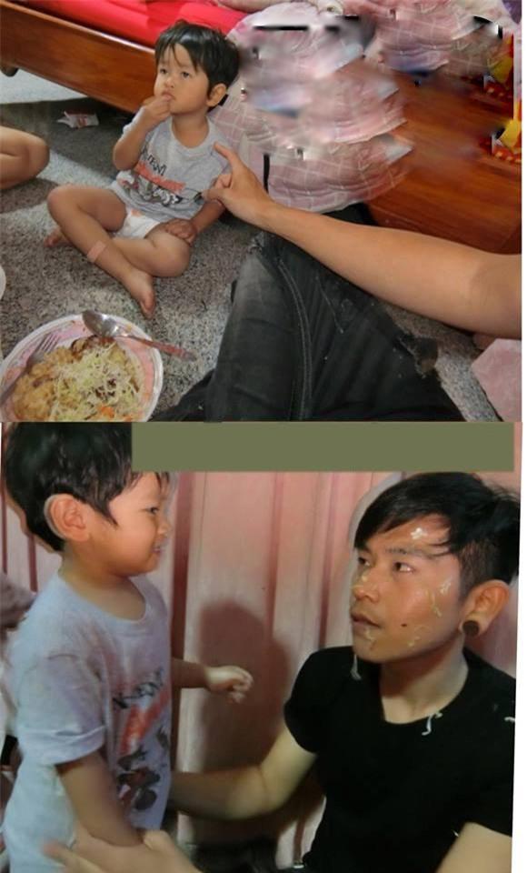 lam du tro de con vui, ong bo dien trai thai lan duoc dan mang khen nuc no - 12