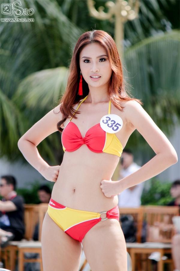 Thí sinh Hoa hậu Hoàn vũ khoe đường cong rực lửa với bikini gợi cảm-10