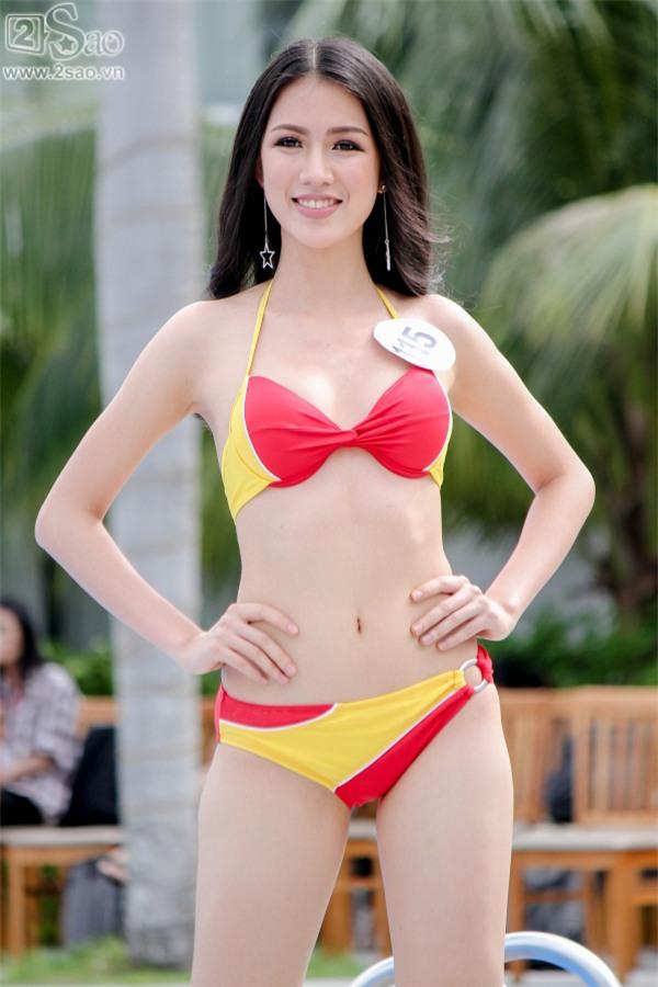 Thí sinh Hoa hậu Hoàn vũ khoe đường cong rực lửa với bikini gợi cảm-4