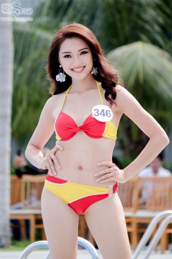Thí sinh Hoa hậu Hoàn vũ khoe đường cong rực lửa với bikini gợi cảm-7