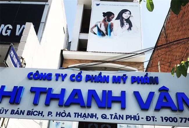 Vụ công ty mỹ phẩm của Phi Thanh Vân sai phạm: Đình chỉ hoạt động, nữ diễn viên lên tiếng - Ảnh 1.