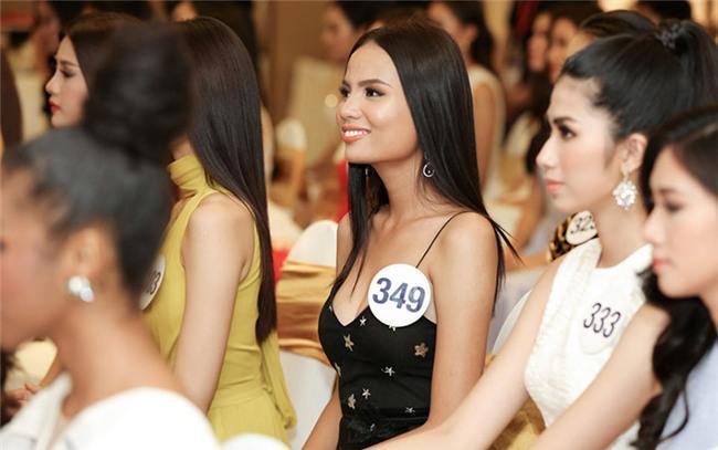 Nhan sắc thí sinh Hoa hậu Hoàn vũ Việt Nam trước đêm chung kết