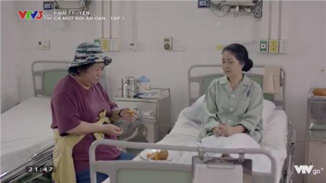 Nhiều năm vắng bóng vì bệnh tật, nghệ sĩ hài Minh Vượng quay lại màn ảnh nhỏ và trở thành tâm điểm trong Cả một đời ân oán - Ảnh 2.