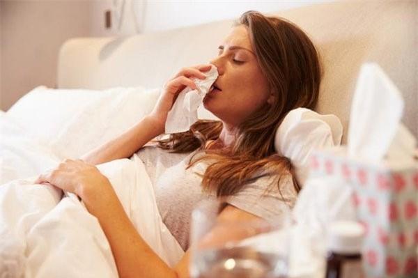 Những việc nên làm khi bị cảm cúm, cảm lạnh để sớm khỏe lại-1