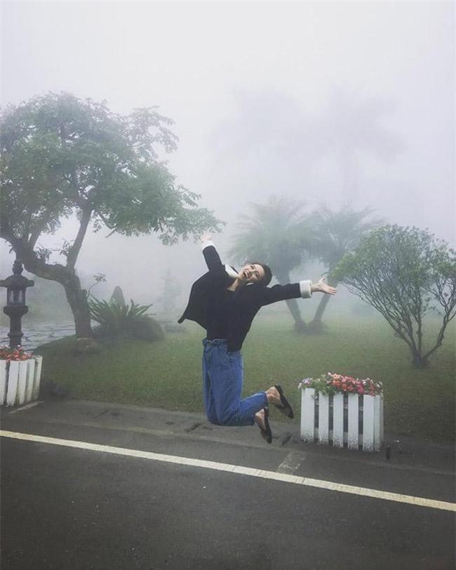 "duong tinh ""lat leo"" cua 2 nu mc cafe sang: hoang linh, minh ha - 7"