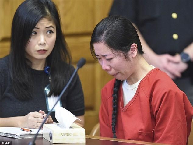 Lời khai rùng rợn của bà mẹ gốc Á sát hại con gái 5 tuổi rồi bắt chồng giấu xác trong nhà hàng gia đình - Ảnh 2.