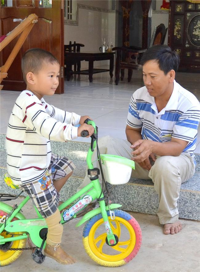 Thai nhi kỳ diệu ở An Giang bây giờ ra sao?