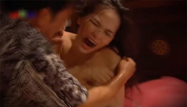 Phim hài Tết ngập cảnh nóng phản cảm-1