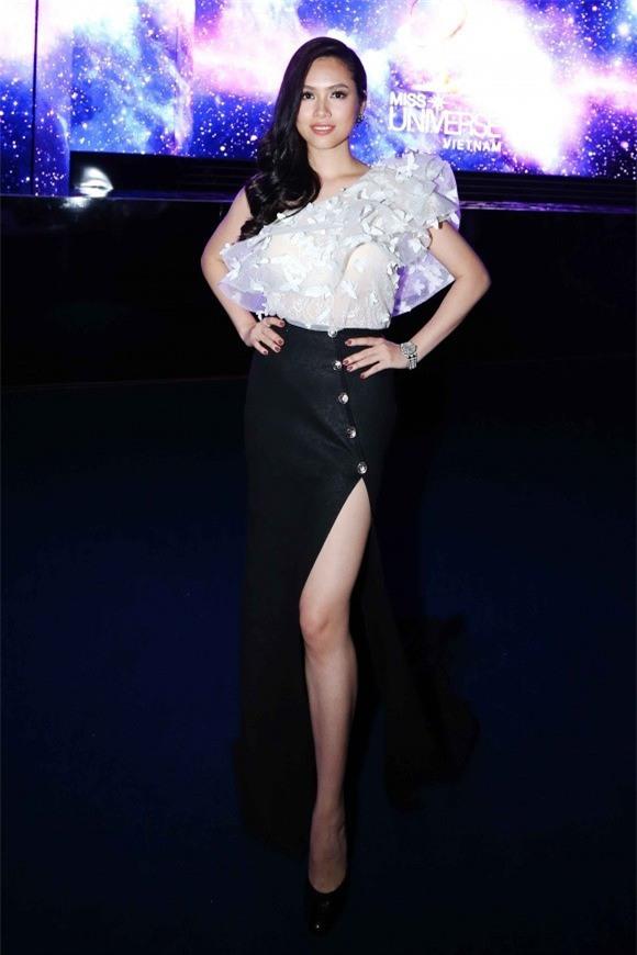 Hoàng My nói gì về việc bị thí sinh Hoa hậu Hoàn vũ tố cố ý đánh trượt vì ác cảm với sở thích shopping? - Ảnh 2.