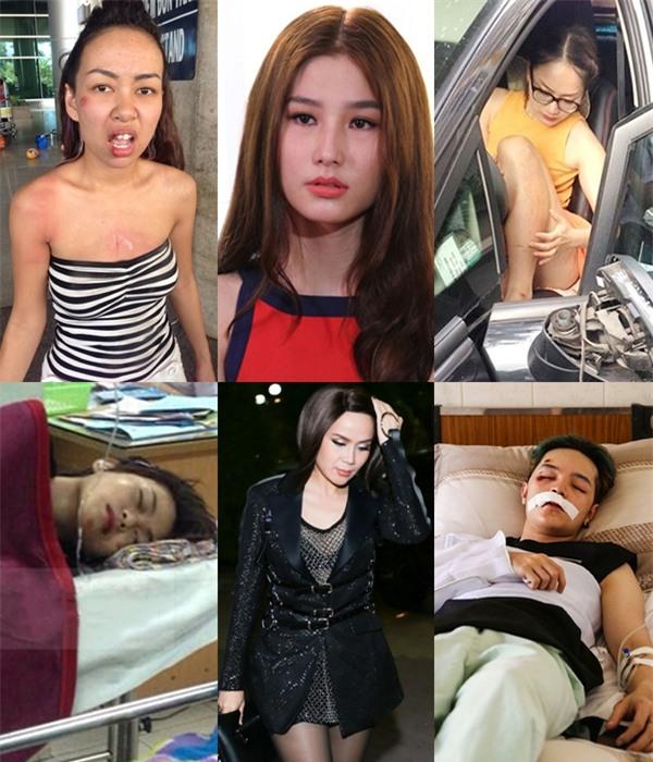 Hari Won hoảng sợ khi taxi đưa mình đi sai đường trong đêm khuya-3