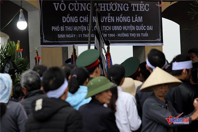 Chủ tịch Quốc Oai,Huyện Quốc Oai,Nguyễn Hồng Lâm