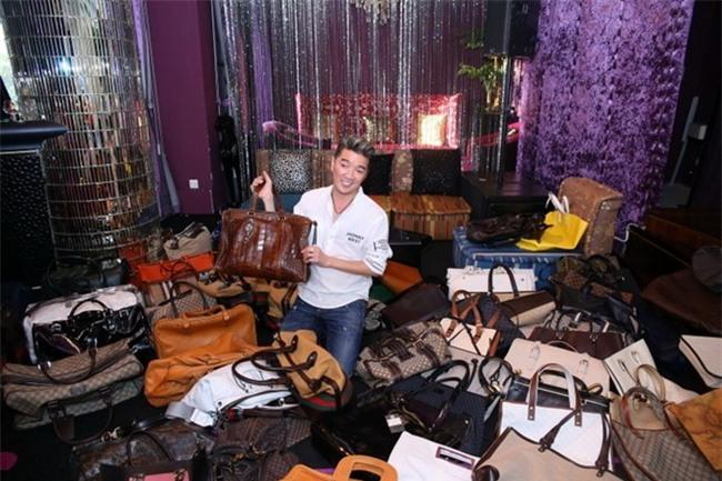 Ngắm 4 kho hàng hiệu to như siêu thị thời trang của sao Việt khiến triệu người ngưỡng mộ-7