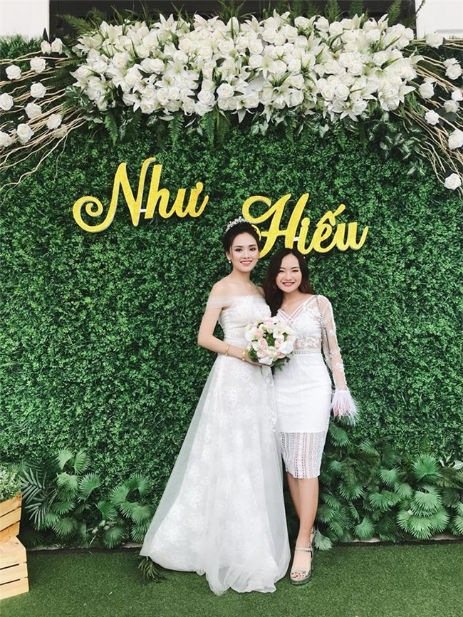 Top 10 Hoa hậu Việt Nam 2016 Trần Tố Như và hotboy cảnh sát khóa môi say đắm trong ngày cưới-3