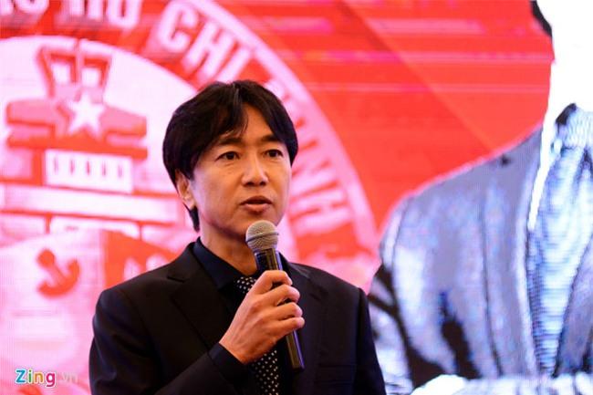 HLV Miura: 'Toi de nghi Cong Vinh chieu mo cau thu chat luong' hinh anh 1