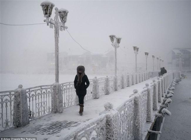 Cả thế giới đang hứng chịu cái lạnh tồi tệ, dự đoán mùa đông lạnh nhất 100 năm qua trở thành hiện thực tại nhiều nơi - Ảnh 11.