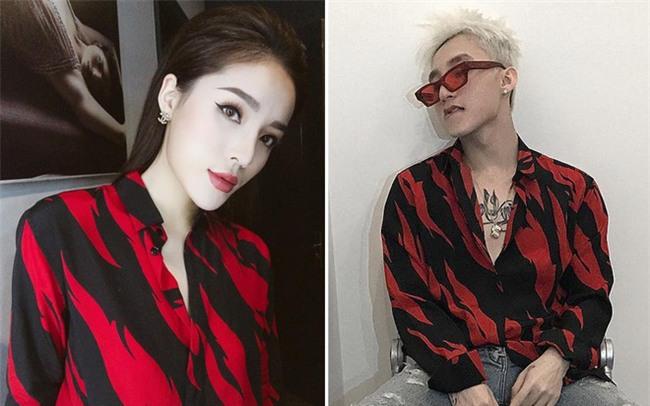 Kỳ Duyên và Sơn Tùng vừa có màn đụng hàng bất chấp giới tính khi cùng diện một mẫu áo dành cho nữ - Ảnh 4.