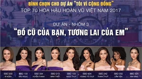 Những trận chiến nảy lửa của dàn mỹ nhân trước chung kết Hoa hậu Hoàn vũ Việt Nam 2017-4