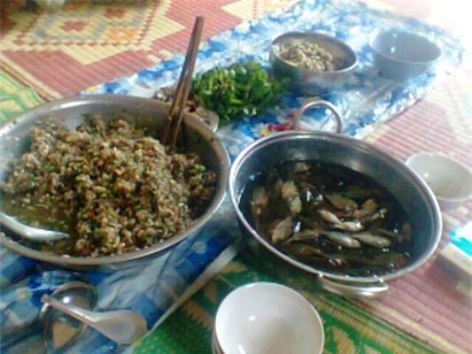 đặc sản rùng mình,hải sản,món ăn lạ