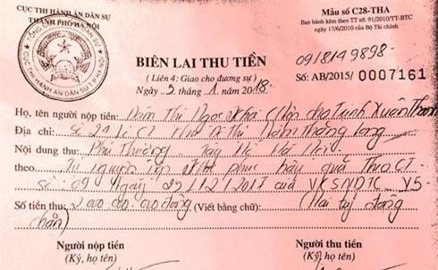 Trịnh Xuân Thanh bất ngờ nộp tiền tỷ khắc phục hậu quả   - Ảnh 1.