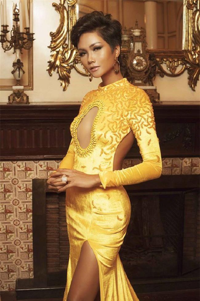 Cận cảnh vẻ nóng bỏng của Tân Hoa hậu Hoàn vũ Việt Nam Hhen Niê - Ảnh 8.