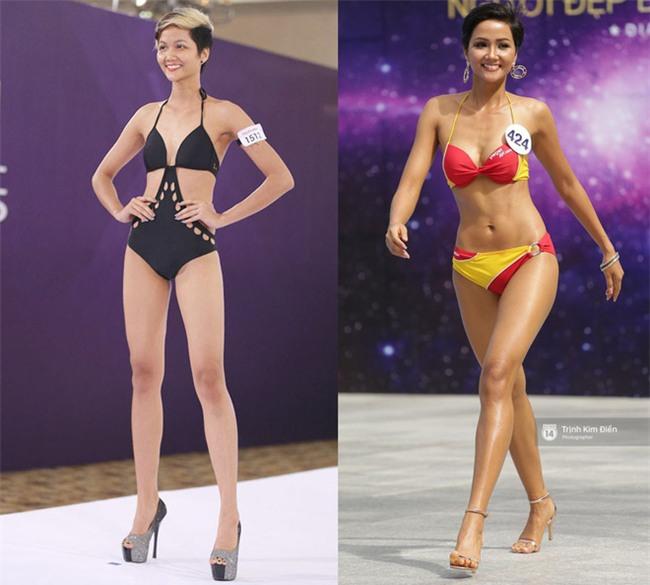 Hành trình nhan sắc của HHen Nie từ khi còn ở Việt Nam Next Top Model đến Tân Hoa hậu Hoàn Vũ Việt Nam 2017 - Ảnh 13.