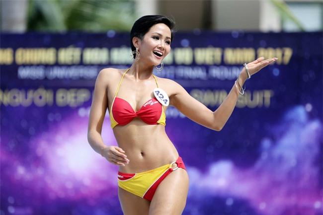 Hành trình nhan sắc của HHen Nie từ khi còn ở Việt Nam Next Top Model đến Tân Hoa hậu Hoàn Vũ Việt Nam 2017 - Ảnh 16.