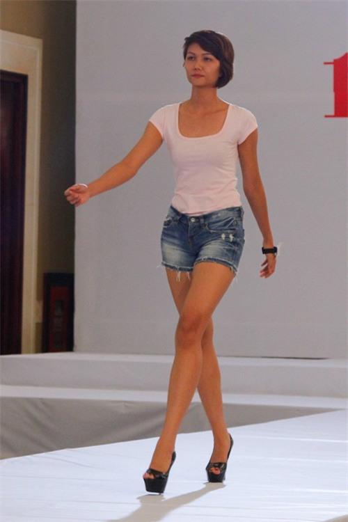 Hành trình nhan sắc của HHen Nie từ khi còn ở Việt Nam Next Top Model đến Tân Hoa hậu Hoàn Vũ Việt Nam 2017 - Ảnh 6.