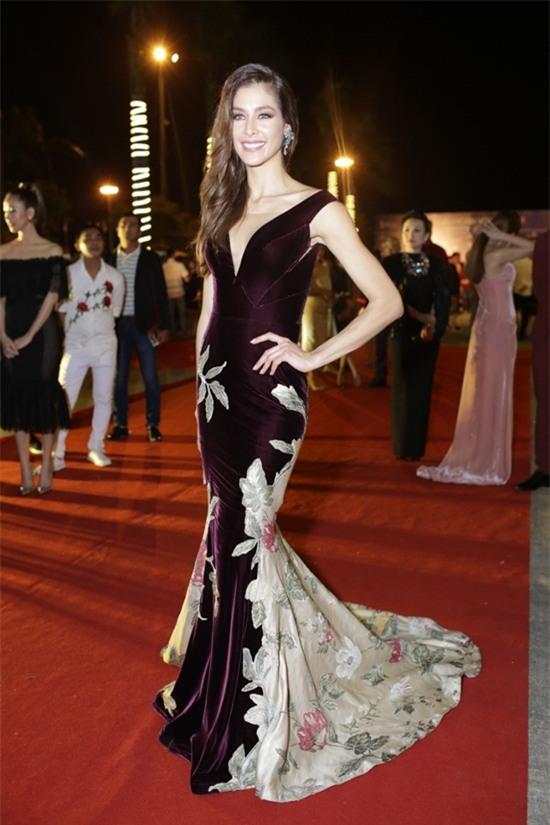 Phạm Hương,Mai Phương Thúy,Dayana Mendoza,Hoa hậu Hoàn vũ Việt Nam
