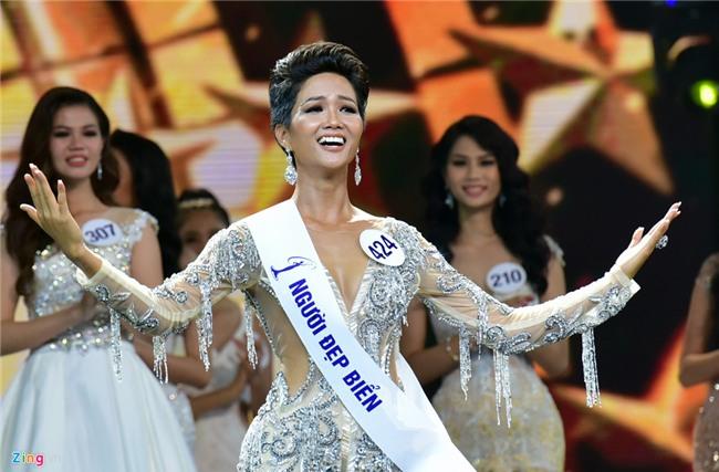 Tân Hoa hậu Hoàn vũ HHen Niê: Vương miện như ngọn hải đăng dẫn lối-1