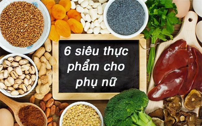 6 siêu thực phẩm phụ nữ nào cũng cần thêm vào chế độ ăn của mình trong năm 2018 - Ảnh 1.