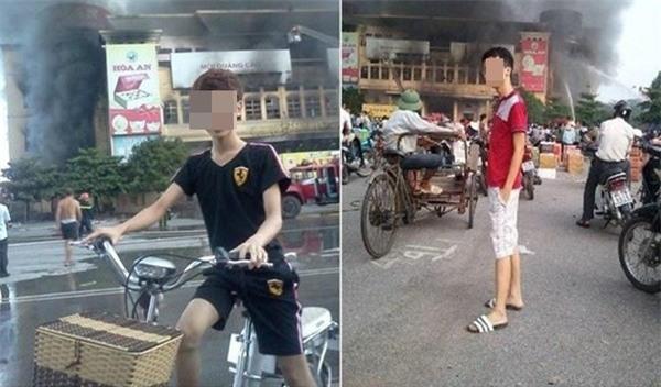 Vụ tai nạn và hành động giữa đường của chàng trai khiến dân mạng chê cười - Ảnh 7.