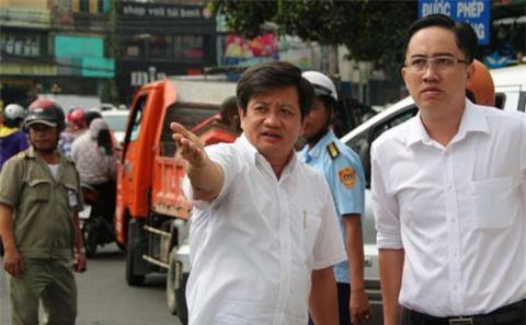 Đoàn Ngọc Hải,quận 1,vỉa hè,TP.HCM