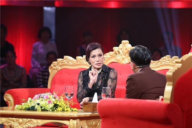Cindy Thái Tài nghẹn ngào nhắc lại chuyện tình rỉ máu với người chồng quá cố-1