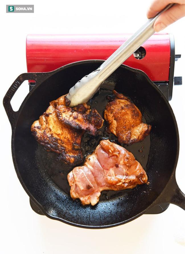 Sai lầm thường gặp trong nấu ăn khiến thực phẩm mất chất ai cũng cần biết để tránh ngay-2