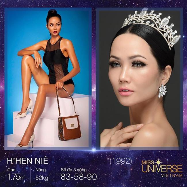 Body của HHen Niê từ Next Top đến Hoa hậu: Dậy thì thành công! - Ảnh 7.