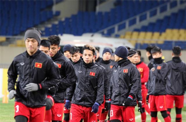 Thời tiết tại Trung Quốc mấy ngày qua vẫn khá lạnh