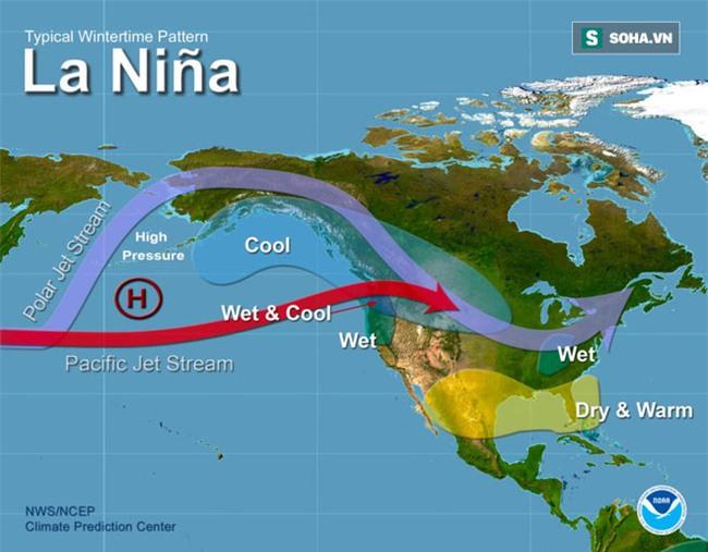 Đã tìm ra nguyên nhân khiến mùa Đông năm nay khắc nghiệt hơn