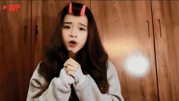 Chán hát nhép, Linh Ka tự tin khoe giọng thật khi cover Mặt trời của em-1