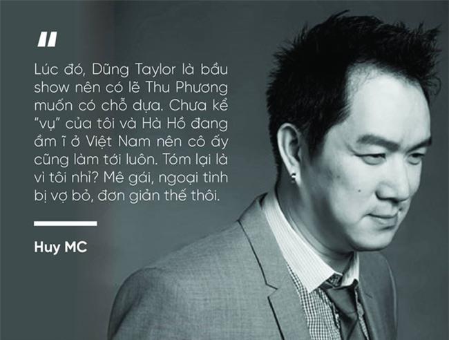 Huy MC trần tình về cuộc tình tội lỗi với Hà Hồ sau 1 năm phát ngôn gây sốc
