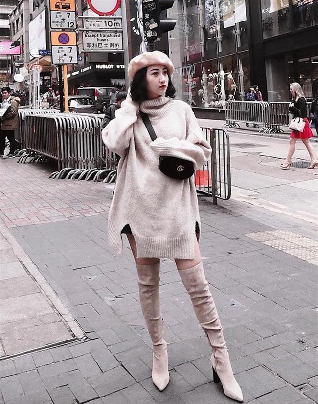 Trời lạnh thế này, thiếu gì thì thiếu chứ không thể thiếu áo len cổ lọ - Ảnh 17.